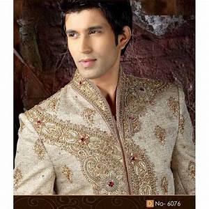 Tenue Indienne Homme : acheter tenue indienne de mari brod et incrust de pierres ~ Teatrodelosmanantiales.com Idées de Décoration