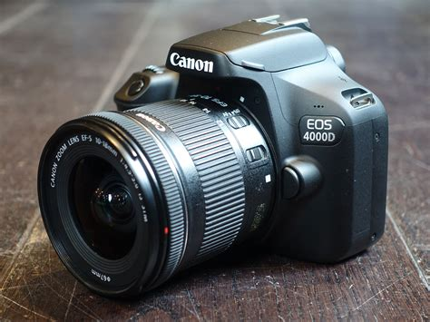 Dslr Review Canon Eos 4000d Review Cameralabs