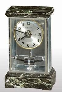 Pendule à Poser : bulle clock pendule cage poser caisson en m tal chrom cadran circulaire ~ Teatrodelosmanantiales.com Idées de Décoration