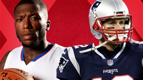 nate robinson guest hosts patriots nfl conspiracy scary
