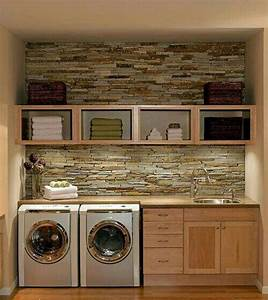 40, Beautiful, Rustic, Laundry, Room, Design, Ideas, For, Your, Home, 9, Basementdesignideas