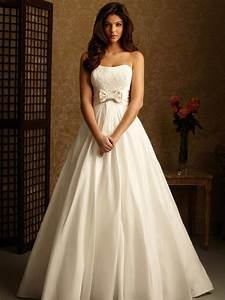 simple a line lace wedding dress ipunya With simple a line wedding dress