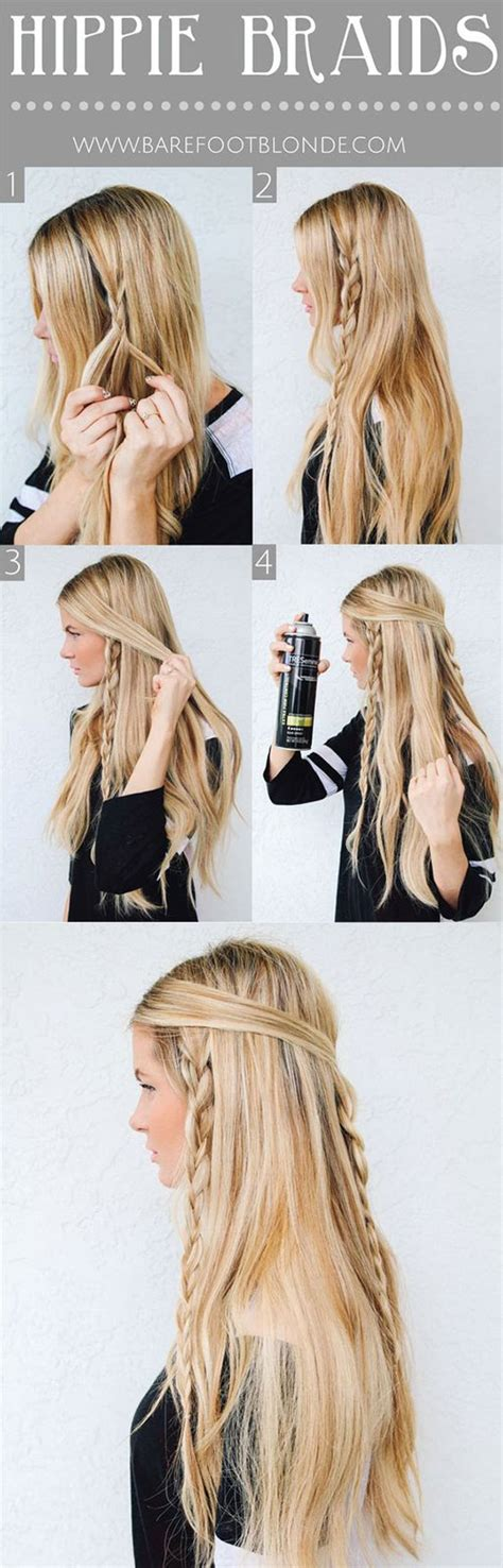 Easy Bobby Pin Hairstyles