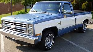1987 Chevrolet Silverado Pickup