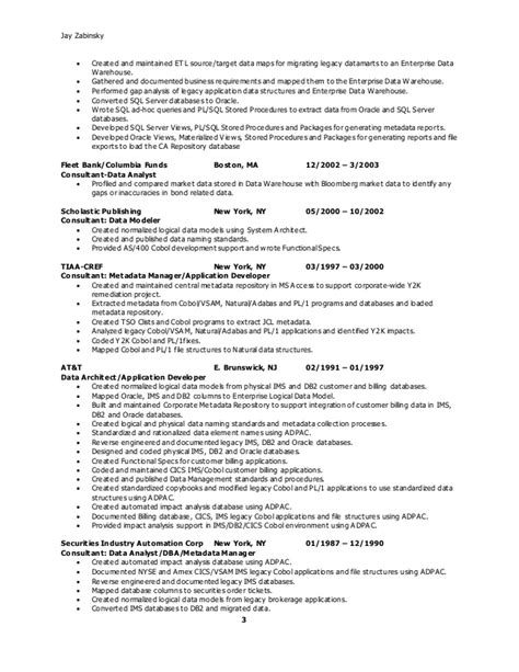 Data Quality Manager Resume by Data Quality Resume Nj Antitesisadalah X Fc2