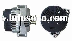 Vw Beetle Alternator 043 903 023c 043903023c Bosch Al82n