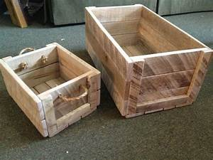 18 DIY Wooden Crate Ideas - Live DIY Ideas