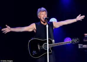 Jon Bon Jovi Keeping Close Eye Nfl Team Tennessee