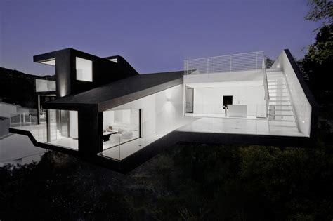 modern architecture usa nakahouse a single family residence by xten architecture located in hollywood hills california