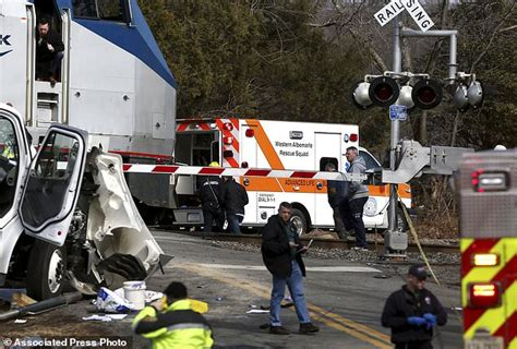 Safety Arms Were Malfunctioning Day Before Train Crash