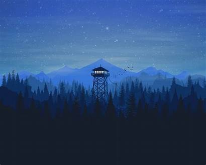 Firewatch Wallpapers Resolution 4k Pc Backgrounds Games
