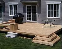 lovely patio stair design ideas Patio and Deck Design Ideas for Backyard - Interior ...