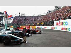 Resumen del GP de México Lewis Hamilton es campeón del