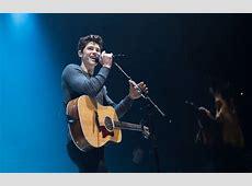 Shawn Mendes The star talks turning social media
