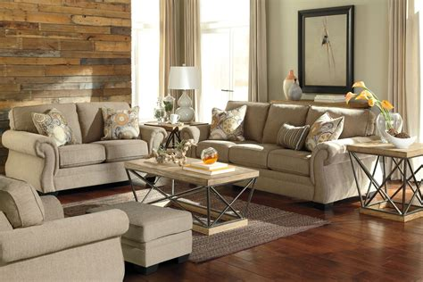 tailya barley living room set  ashley