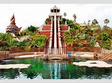 Siam park The Canary Islands Spain