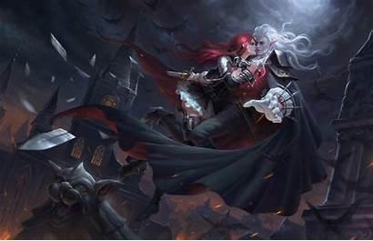 Vampire Fantasy Anime Vampires Artwork Vladimir Lol