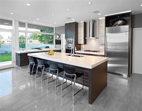 cuisine cuisine ouverte sur salon avec marron couleur cuisine ouverte sur salon idees de couleur