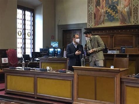 Gabriele Bosi fa il debutto in Giunta: