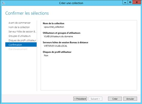 bureau à distance windows server 2012 windows server 2012 configuration des services bureau