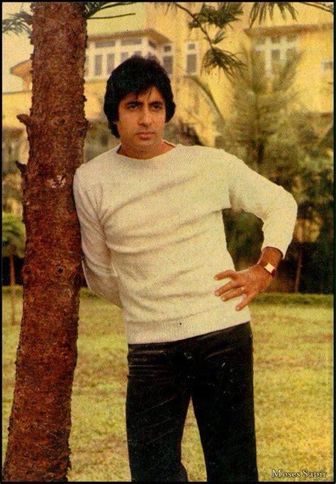 moses sapir  amitabh bachchan  film stars