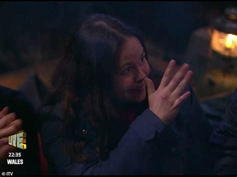 I'm A Celebrity: Giovanna Fletcher is using secret hand ...