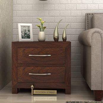 wooden bedside table buy bed side table