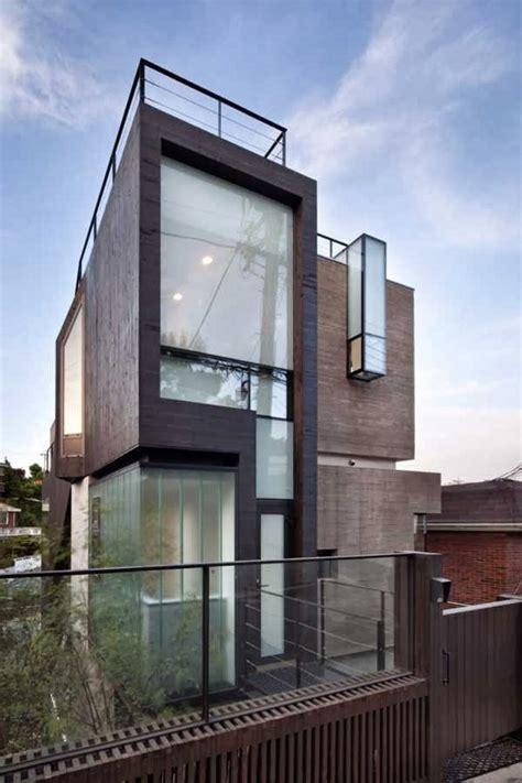 desain rumah ala korea selatan contoh