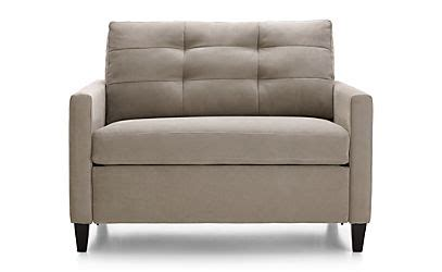Karnes Sleeper Sofa by Karnes Sleeper Sofa Vee Nickel Crate And Barrel