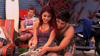 Victorious Hottest Survival Ariana Grande Pottery 1x08