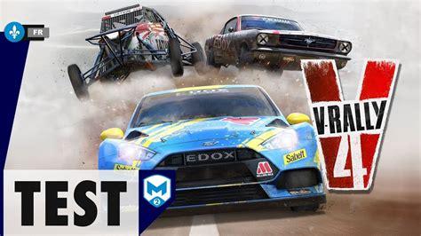 Jeux de garçon jeux de rally jeux de voiture en 3d. Test du jeu V-Rally 4 - PS4, Xbox One, PC FR - YouTube