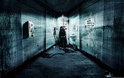 Horror Backgrounds Dark Scary Wallpapers Pc Surreal
