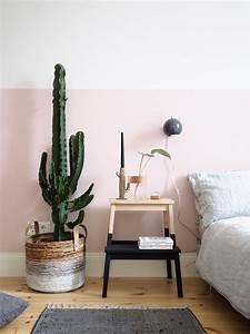 Mur Végétal Intérieur Ikea : id e d co peinture int rieur maison les murs bicolores ~ Dailycaller-alerts.com Idées de Décoration
