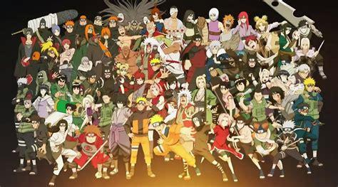 All Animes Wallpaper - all anime characters hd wallpaper wallpapersafari