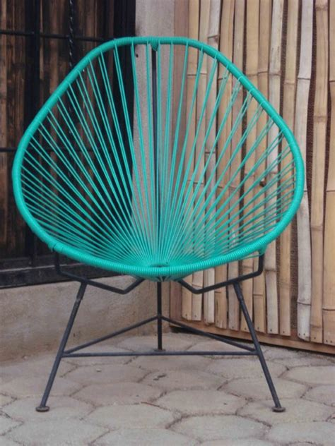 acapulco outdoor chair by innit designs tropical patio