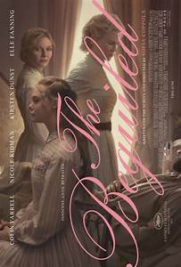 """Sofia Coppola's """"The Beguiled"""" Gets a Poster - College ..."""