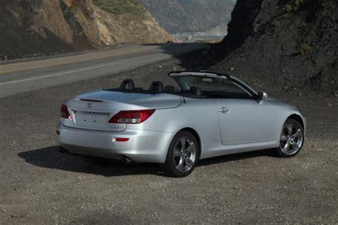 2011 Lexus Is350c Review