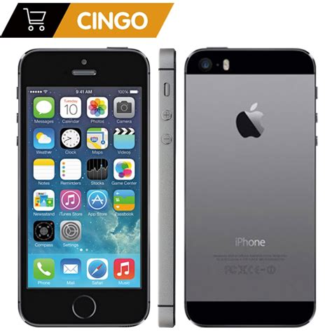 IPhone 5s fábrica desbloqueado Apple iPhone 5s 16GB 32GB