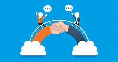 Relationships Business Client Strong Better Relationship Establish