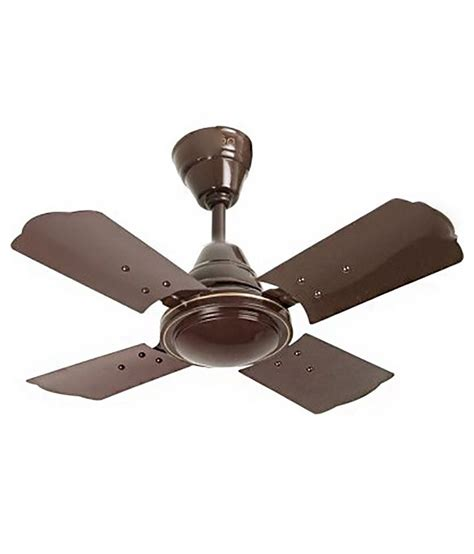 sameer gati 24 high speed ceiling fan brown deals coupons thuttu