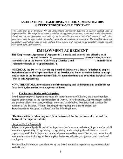 Do Shortcode Not Working Template by Acsa Supt Sle Contract 1 29 13