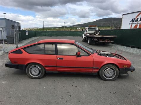 1986 Alfa Romeo Gtv6 by 1986 Alfa Romeo Gtv6 For Sale Alfa Romeo Gtv 1986 For