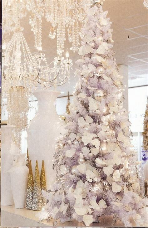 Frontgate Christmas Trees by Christmas Glamour And Traditional Karen Cox White
