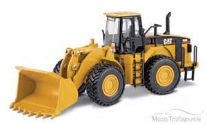 cat loader caterpillar 980g wheel loader tractor yellow norscot
