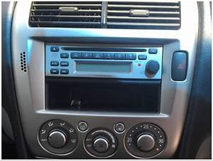 How To Remove Original Car Cd Player From Mitsubishi Magna