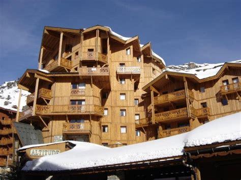 chalet altitude val thorens appartement 12 personnes ref 129379
