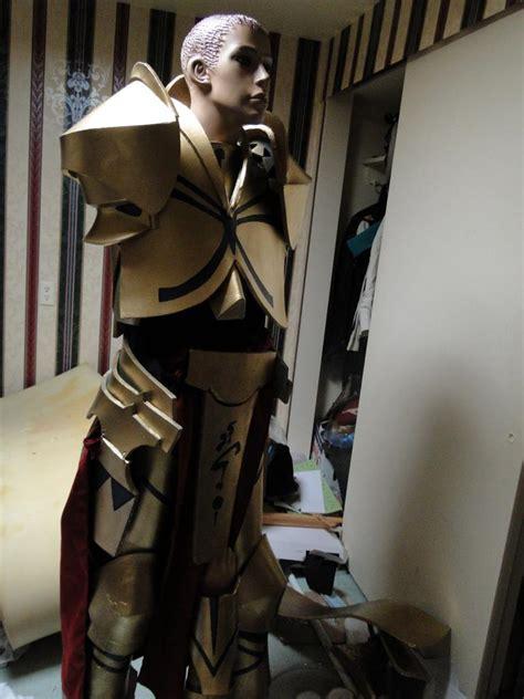 Fate Zero Gilgamesh Cosplay