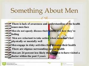 Men's Health Presentation