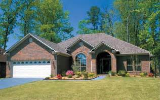 Fresh Most Popular One Story House Plans by One Story Home Plans Contemporary Exterior St Louis By