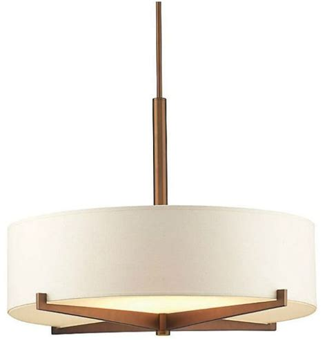 large drum pendant light fixture hostyhi